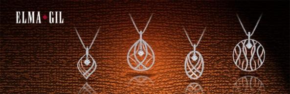 Elma Gil - Pendants - Osbornes Jewelers - Huntsville AL